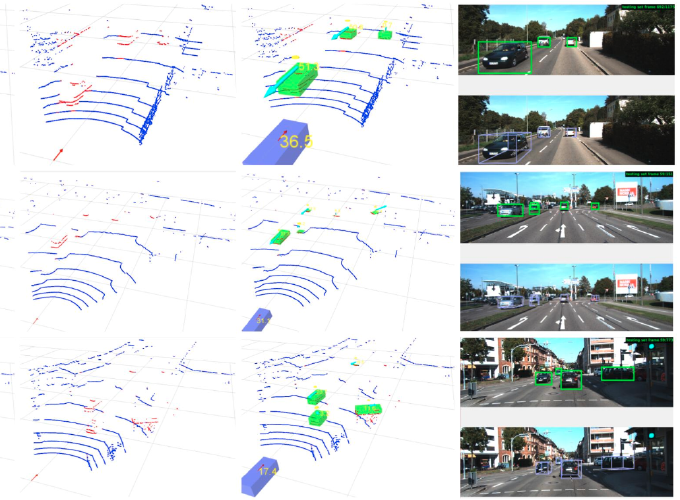 Low resolution lidar-based multi-object tracking for driving